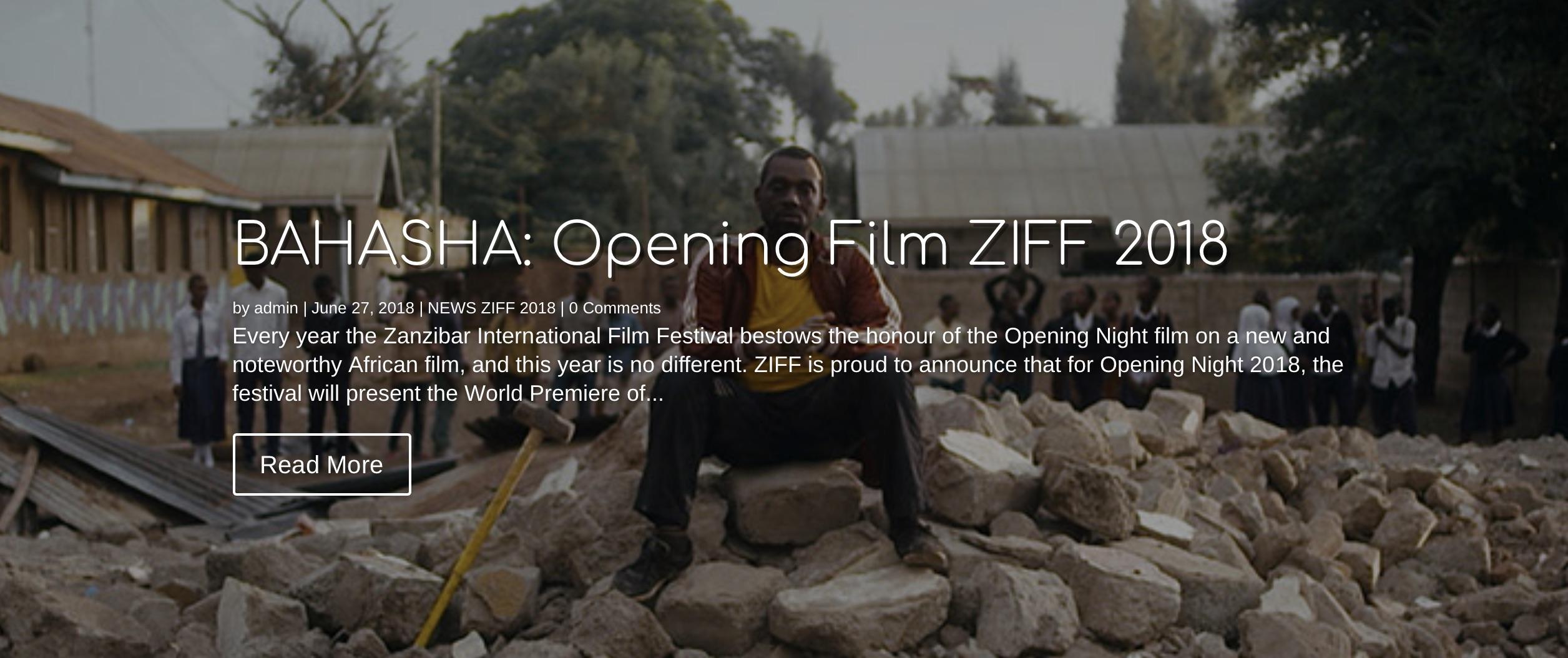 ZIFF July Festival Highlight